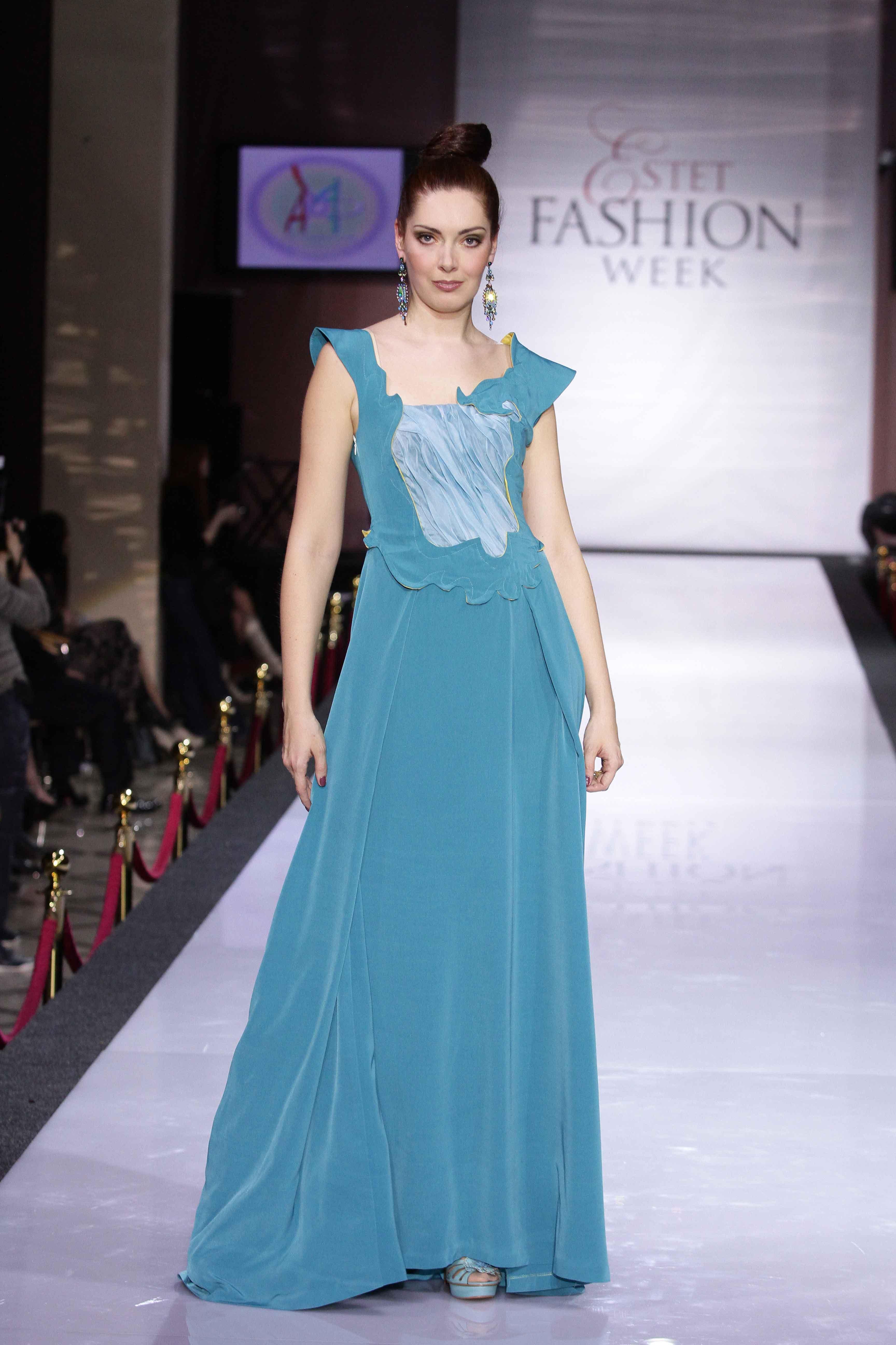 Вечернее платье на заказ пошив